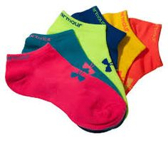 Under Armour Womens 6 Pack No Show Socks Sportsmans Warehouse