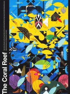 patternprints journal: CHARLEY HARPER'S AMAZING POSTERS WITH EXTRAORDINARY PATTERNS