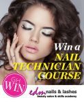 Win a Nail Technician Course worth Nail Technician Courses, Competition, Beauty, Beauty Illustration