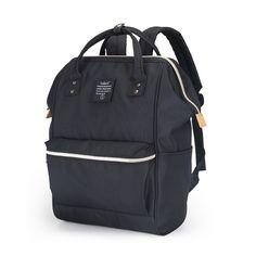 72.11$  Buy here - http://vizln.justgood.pw/vig/item.php?t=wcrej6k7845 - Anello Style Large Capacity Backpack Women Fashion Zipper Mochilas Unique Design 72.11$