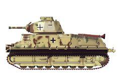 Somua S-35, 22º Regimiento Panzer, 21º División Panzer, Normandía, 1944.