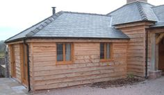 Larch cladding produced by us fora local building built by Chris . Larch Cladding, Dream House Exterior, House Exteriors, Wood Mill, Old Post Office, Wooden House, New Builds, Building A House, New Homes