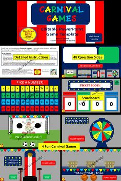 Teaching Tools, Teaching Resources, Powerpoint Game Templates, Elementary Physical Education, Piano Games, Secondary Teacher, Icebreakers, Review Games, Carnival Games