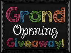 Owl-ways Be Inspired: Grand Opening + Giveaway!