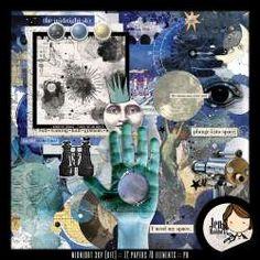 Midnight Sky {The Kit}