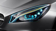 Mercedes-Benz Concept Style Coupé 2012