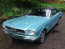 Ford : Mustang 200 1966 Ford Mustang Convertible ,Restored -NO RESERVE PT,PS