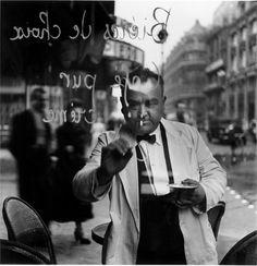 Christer Strömholm     Rue de Rivoli, Paris     1949