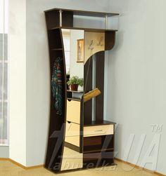 Wardrobe Design Bedroom, Bedroom Bed Design, Bedroom Furniture Design, Furniture Decor, Bedroom Dressing Table, Dressing Tables, Wall Showcase Design, Modern Dressing Table Designs, Wooden Main Door Design