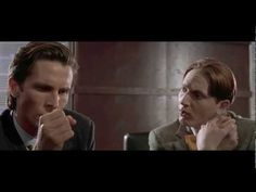 Hilarious Spoof American Psycho Unreleased 10th Anniversary Directors Cut Deleted Scene Christian Bale