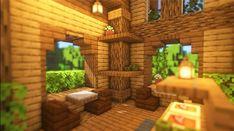 - Minecraft World Minecraft Structures, Easy Minecraft Houses, Minecraft Room, Minecraft Plans, Minecraft House Designs, Minecraft Decorations, Amazing Minecraft, Minecraft Tutorial, Minecraft Blueprints