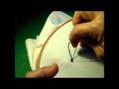 Curso de bordado básico 16: El bordado clásico sencillo