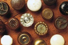 How to Attach Old Door Knobs for a Coat Rack