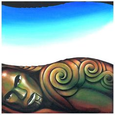 Papatūānuku Maori Earth Mother – New Zealand Nz Art, Art For Art Sake, Art Maori, Maori Legends, Maori People, Polynesian Art, Maori Designs, New Zealand Art, Environmental Art