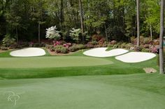 The Masters: The Masters 13th Hole