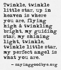 teaching this as the second verse to twinkle little star