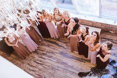 Galleria Marchetti Wedding -- Sarah and Cory | Five Grain Events