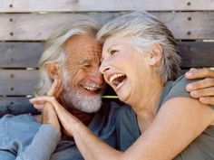 If you can laugh together even in the rough times, you'll go the distance!