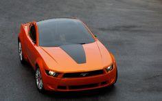 Ford Mustang Giugiaro Concept widescreen 003