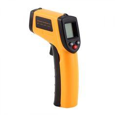 Infrared Thermometer Laser LCD Digital IR GM320 Temperature Meter Gun Point New #UnbrandedGeneric #Handheld