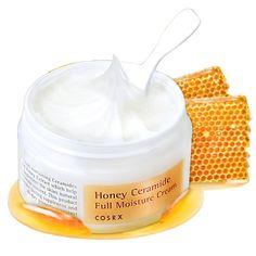 Honey Ceramide Full Moisture Cream - Skin Concern: Dry - Skincare