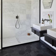 A beautiful delicate marble with subtle veining. Perfect for creating a luxe look in a bathroom project. Material Marble Finish Honed Format Tile Suitability Domestic Interior Wall and Floors Requires sealing Yes