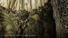 Roslin Frey's Wedding Dress- Game of Thrones costume