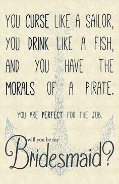 Curse Like A Sailor Drink Like A Fish... by WonderWomanBoutique