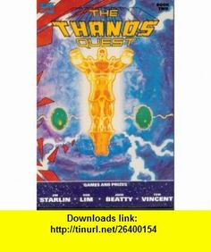 The Thanos Quest Book Two (9780871356826) Jim Starlin , ISBN-10: 0871356821  , ISBN-13: 978-0871356826 ,  , tutorials , pdf , ebook , torrent , downloads , rapidshare , filesonic , hotfile , megaupload , fileserve