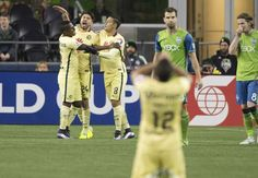 Peralta Quintero show Sounders two is better than one in CCL showcase
