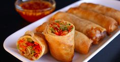 The All-Star Vegetable Spring Rolls Recipe, The BEST You'll Have This Year