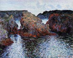 Claude Monet. Vida y obras en HD. Primera parte.