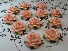 Rosas para você! Facebook.com/flaviaarteira