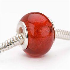 Murano Style Glass Silver Foil Lampwork European Style Large Hole Bead - Red 14mm (1) Beadaholique,http://www.amazon.com/dp/B001QYKPKE/ref=cm_sw_r_pi_dp_Rv8Tsb1RR7GHZAJV