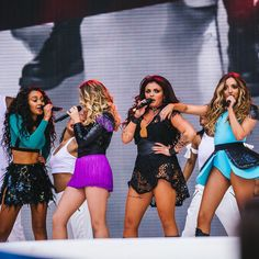 Little Mix Move Summertime Ball 2015