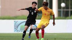 คลิปไฮไลท์ ไทย 1-2 จีน ฟุตบอล ดูไบ คัพ 2017 (u23)