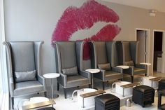 Pedicure Stations. Walk-ins and Spa Parties available.