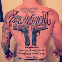 Bg's new tattoo