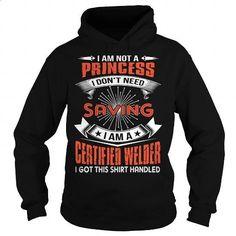 CERTIFIED WELDER - #shirt #sleeve. ORDER HERE => https://www.sunfrog.com/LifeStyle/CERTIFIED-WELDER-101734013-Black-Hoodie.html?60505