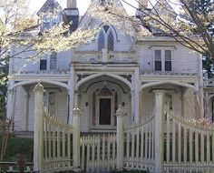 """Save the Mason House,"" a beautiful old Gothic Revival Connecticut."