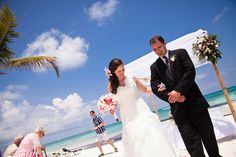 All-inclusive luxury awaits your dream destination wedding at #TheRoyalSuitesYucatan, an exclusively adults-only resort, perfect for happily ever after memories! ~~ Discover more details at our FREE online #IDoMexicoWeddingPlanner and join the conversations of Brides helping Brides plus vendor experts like #EnviEventPlanning offering tips and advice to help you craft your own beautiful beach wedding, #TrashTheDress and honeymoon! ~~ I Do Mexico / Riviera Maya Wedding Resorts & Hotels