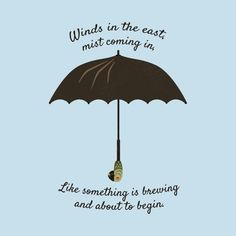 disney quotes Check out this awesome Mary+Poppins+Umbrella design on TeePublic! Disney Pixar, World Disney, Disney Love, Disney Parks, Mary Poppins Quotes, Mary Poppins Musical, Images Disney, Disney Quotes, Disney Shirts