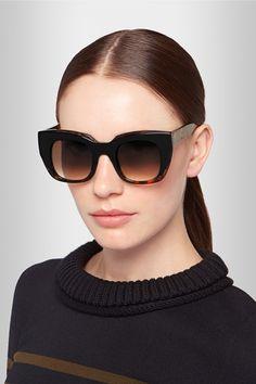 Thierry Lasry   D-frame acetate sunglasses   NET-A-PORTER.COM