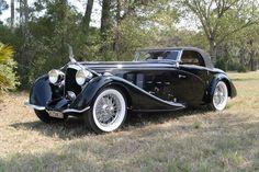 1934 Voisin C15 Roadster (Saliot)