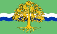 Flag of Nottinghamshire County Council