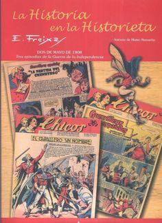 La historia en la historieta: Emilio Freixas: Los guerrilleros de Antonio de Mateo: Caja Segovia - El Boletin