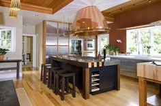 copper hoods 13 Fresh Kitchen Trends in 2014 You Must See