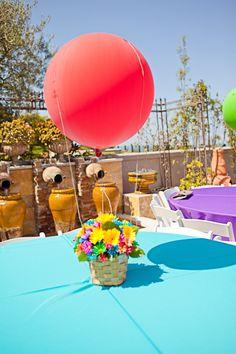 Cute for a ballon party