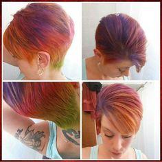 Algunas personas piensan que los cortes de pelo corto no encajan con las mujeres, pero nosotros no estamos de acuerdo. ¡Nos encantan los cortes de pelo corto y estos suelen ser muy femeninos! Cada vez es más habitual ver un corte de pelo corto en ...