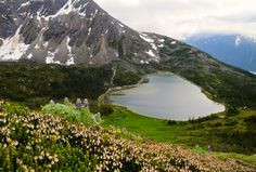 Upper Dewey Lake - near Skagway, Alaska